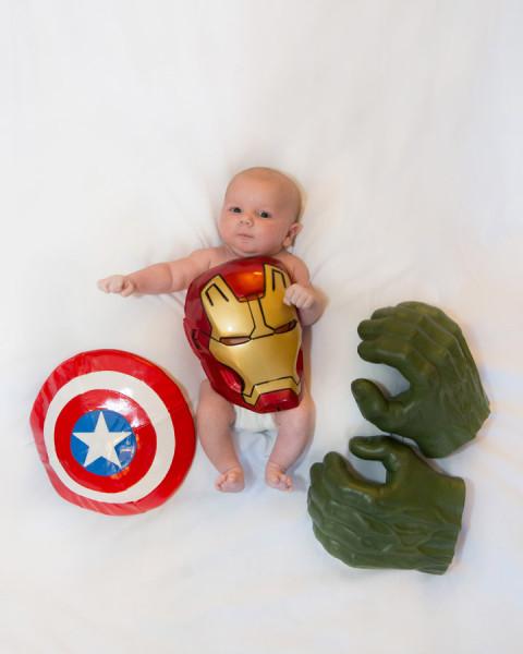 Super Jase, reporting for Avenger's duty!