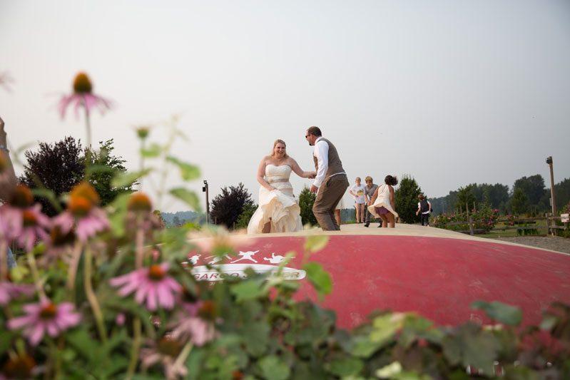 Marysville barn wedding