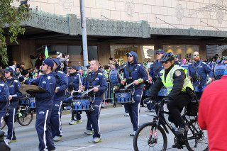 Seattle Seahawks Super Bowl Victory Parade in Seattle, WA - February 2014